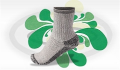 Winter outdoor socks